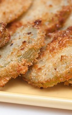 Best Fried Green Tomatoes Recipe