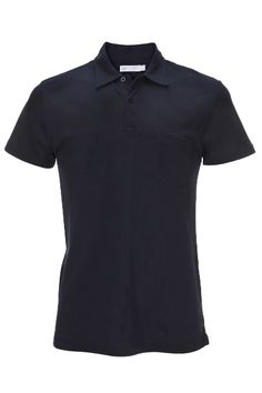 In world of cheap sweatshop polos it's worth the extra dough to go Sunspel. My choice for the summer and a British company to boot.