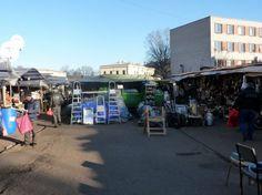 Flee market Riga, open every day