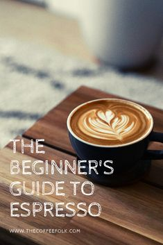 This how-to guide walks you through how to brew good espresso on an entry level machine, with helpful tips for grinding and tamping coffee and steaming milk. Espresso Recipes, Best Espresso, Recipes For Beginners, Entry Level, Grinding, Helpful Tips, Walks, Brewing, Latte
