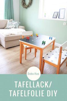 Arbeiten Mit Tafelfolie Ideen Anwendung Tafellack