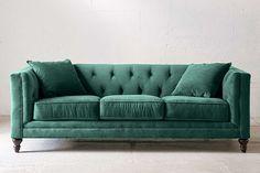 Should you go for a Green Sofa? green sofa start the slideshow LAWQVDF