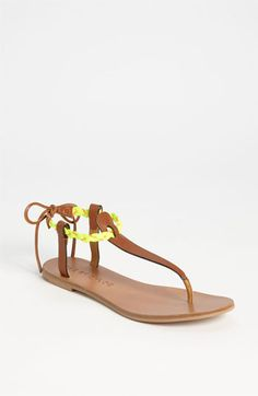 See by Chloé 'Summer' Thong Sandal available at #Nordstrom 7000多