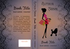 Buch Design 2 - Charming Designs #premade #book #cover