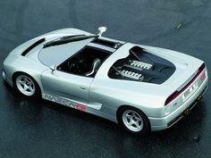 1993 BMW Nazca C2 Spider