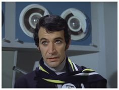 CHECKMATE: Peter Wyngarde as Number Two.