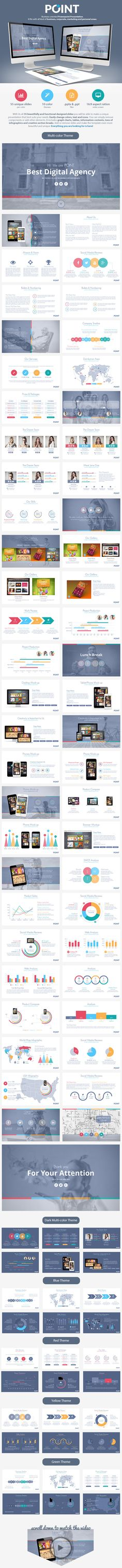 718 best powerpoint templates images on pinterest page layout