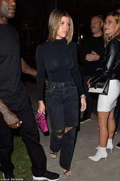 Mode Outfits, Jean Outfits, Casual Outfits, Fashion Outfits, Jeans Fashion, Fashion Weeks, Black Women Fashion, Look Fashion, Womens Fashion