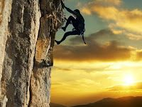 Mountain climbing is the practice of climbing to elevated points for sport, pleasure, or research Ice Climbing, Mountain Climbing, Climbing Girl, Parkour, Escalade, Living On The Edge, Its A Mans World, Extreme Sports, Mountaineering