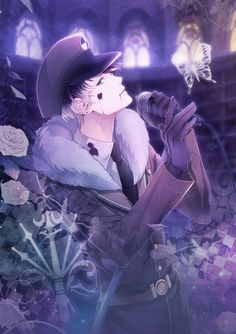 Diabolik Lovers (Lost Eden)- Ruki #Anime #Game #Otome