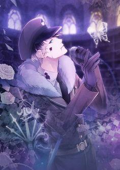 Diabolik Lovers (Lost Eden)- Ruki #Anime #Game #Otome