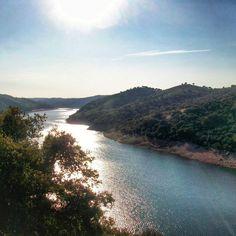 Precioso el Parque Nacional de Monfragüe #Cáceres #Extremadura