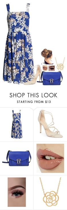 """""""N/A # 1674"""" by wendy00 ❤ liked on Polyvore featuring Eliza J, Schutz, Proenza Schouler, Lord & Taylor and Gerber"""