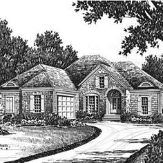 Top 12 Best-Selling House Plans: #12 The Langston, Plan #273