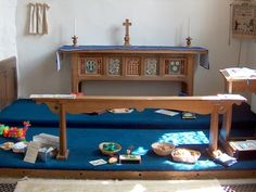A number of churches are developing Christian Play Areas for children and adults to explore their Christian faith through play Ministry Ideas, Youth Ministry, Kids Church, Church Ideas, Church Outreach, Worship Ideas, Interactive Installation, Play Areas, Kid Spaces
