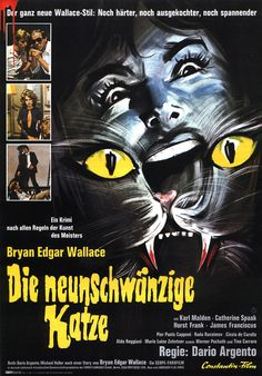 Cat O' Nine Tales (1971)  Dario Argento