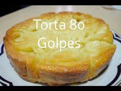 Receta Torta 80 Golpes   Fácil y Económico - Cocina con Vero #6 - YouTube