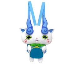 New! Yokai Watch Komasan Backpack Limited In Official Store Japan Anime for Kids