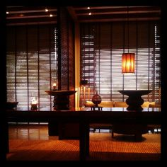 Spa at the Chedi Hotel in Muscat