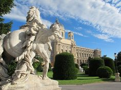 Kunsthistoriches Museum is Regarded as one of the World's Finnest in Terms of Architecture