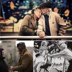 Nada é mais edificante do que ver um casal de idosos apaixonados. | AUTOCONTROLE