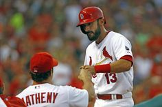 Grichuk's solo homer in 13th rallies Cardinals over Reds 4-3 - Yahoo Sports