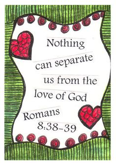 One of my favorite scriptures