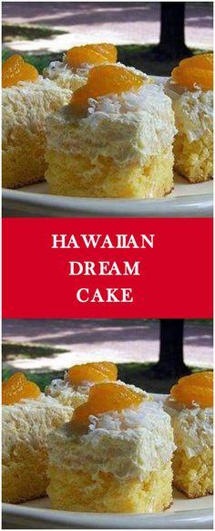 HAWAIIAN DREAM CAKE – Fresh Family Recipes