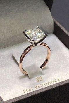 30 Utterly Gorgeous Engagement Ring Ideas ❤️ See more: http://www.weddingforward.com/engagement-ring-inspiration/ #wedding #engagementrings #diamondengagementring