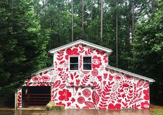 How to Paint a Gigantic Mural