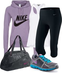 """""""gym style"""" by karenamber on Polyvore"""