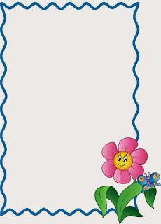 Printable stationery 🎀 (with instructions) ・ ☆ ・ 𝔤𝔢𝔣𝔲𝔫𝔡 . - Printable stationery 🎀 (with instructions) ・ ☆ ・ 𝔤𝔢𝔣𝔲𝔫𝔡𝔢𝔫 𝔞𝔲 - Boarder Designs, Page Borders Design, Printable Border, Boarders And Frames, School Frame, Quilt Labels, Borders For Paper, Paper Frames, Floral Border
