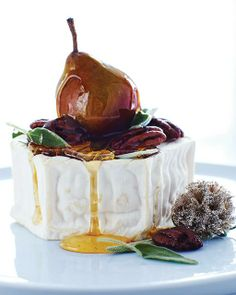 Sweet Paul's Brie with Nuts & Honey Recipe