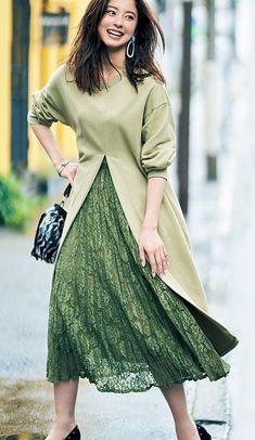 Aesthetic People, Diy Dress, Autumn Winter Fashion, Midi Skirt, High Waisted Skirt, Womens Fashion, Fashion Trends, Street Style, Style Inspiration