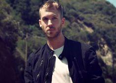 Calvin Harris in the making of the 'We'll Be Coming Back' music video. Raaaaah.