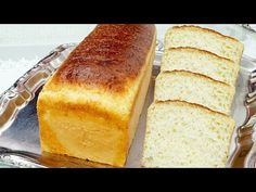 PÃO DE MASSA MOLE - RECEITA DE PÃO DE LIQUIDIFICADOR FÁCIL E FOFINHO - NÃO PRECISA SOVAR A MASSA - YouTube Pasta, Coffee Break, Cornbread, Bread Recipes, Just In Case, Cheesecake, Food And Drink, Low Carb, Homemade