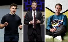 Gallery: The world's 10 richest business people aged under 40