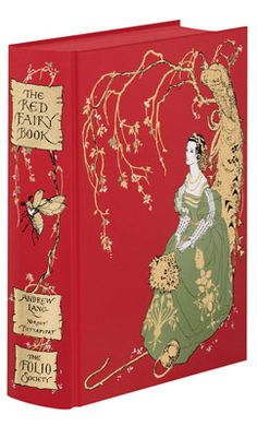 Andrew Lang's Rainbow Fairy Books - The Red Fairy Book includes classics 'Jack and the Beanstalk' and 'Rapunzel' plus little-known stories such as 'The True History of Little Goldenhood', which offers a twist on the traditional Red Riding Hood story.