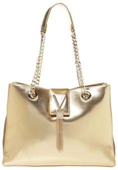Valentino by Mario Valentino DIVA Torebka oro gold bag