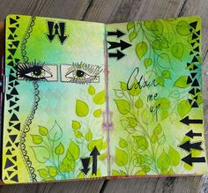 Ginnie Jansson on THE DYAN REAVELEY SOCIETY OF ART JOURNALING Gateway Group.