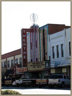 Tift Theater - Tifton, Georgia