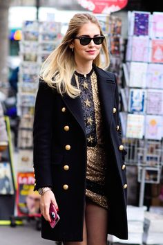 Bonjour Couture! The Best Street Style from Paris
