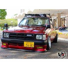 Slammed Toyota