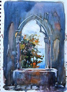 Thomas W. Schaller「The Castle Window」