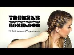 Trenzas de Boxeador - Boxer Braids | Patricia Lopman Blog - YouTube