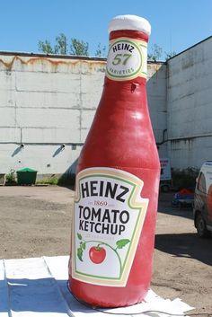 Tootekoopia Heinz ketchup - Reklaamitootja.ee - http://reklaamitootja.ee/122-ketsupipudel-jpg/