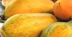 Papaya may no longer be exotic, but it's unmistakably tropical -- the orange flesh of the melon-like fruit is creamy, sweet and exceptionally nutritious. Not only is it rich in vitamins C and A, folate and potassium, but it's also a good source of papain, an enzyme that promotes digestion.