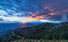 Sunset at Cozia Mountains #sunset #Romania #alexbobica #photography #landscape #Cozia