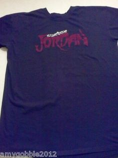 Jordan Fly Under Ground T Shirt Mens XL   $24.55 Free shipping.
