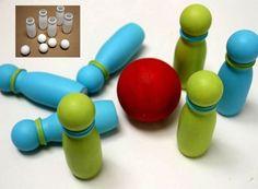 5 propostes creatives amb pilotes de ping-pong / tot nens